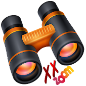 Android Camera Binoculars