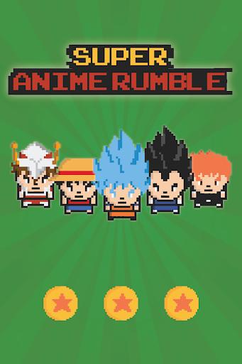 Super Anime Rumble