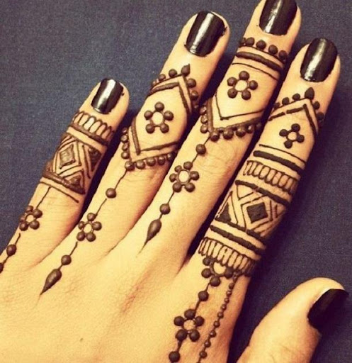 simple mehndi design 1.3 screenshots 2