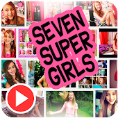 Seven Super Girls videos