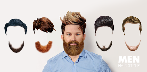 Hair Changer Men Hairstyles Apps On Google Play