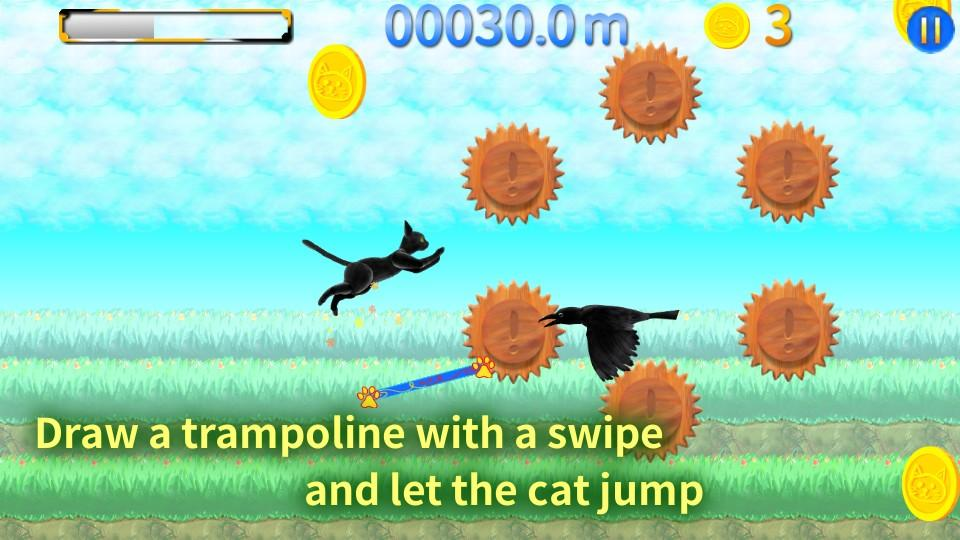 CaTrampoline- screenshot