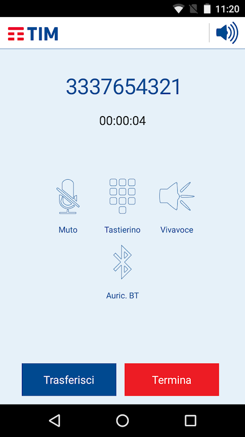 TELEFONO- screenshot
