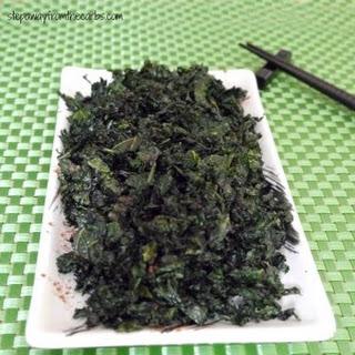 Crispy Seaweed Recipe