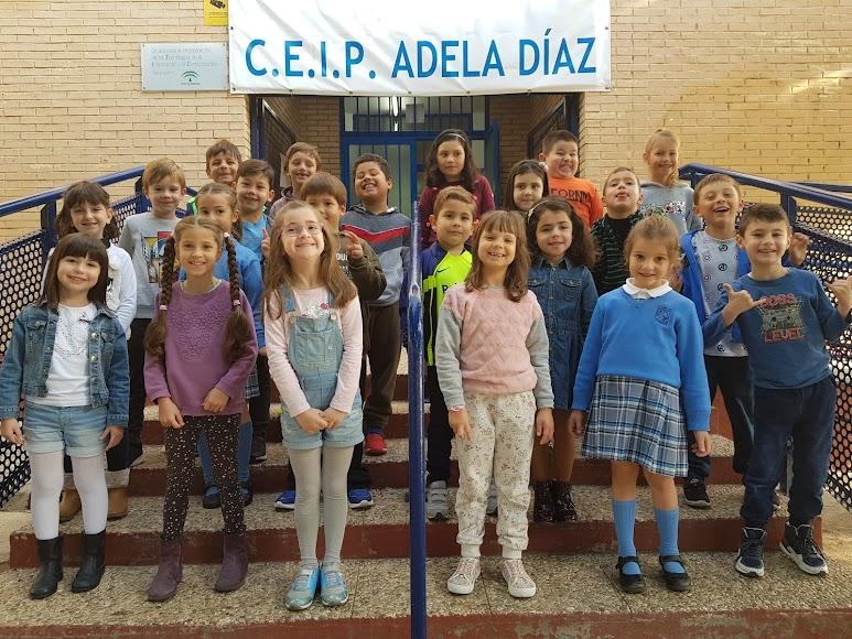 Almería. Adela Díaz, 1º
