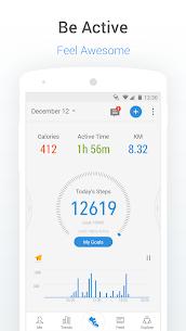 Pacer Pedometer: Walking, Running Mod Apk (Premium Unlocked) 1