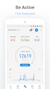 دانلود Walking & Running Pedometer for Health & Weight اندروید