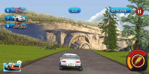 Lightning Speed Car Racing 8