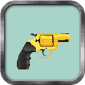 Revolver Gun Live Wallpaper icon