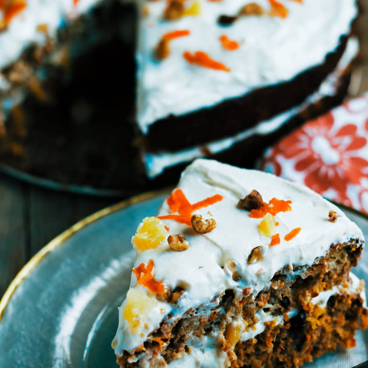 10 Best Carrot Cake with Walnuts and Pineapple Recipes | Yummly