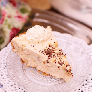 Peanut Butter Marshmallow Cream Pie