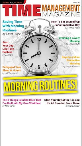 Time Management Magazine