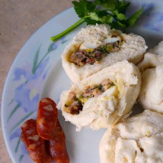 Chicken Baozi Filling [Recipe].
