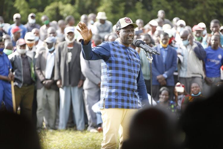 Corridors of Power: Is a key Mt Kenya kieleweke MP joining Ruto's camp