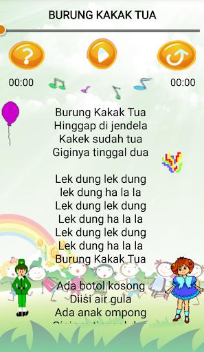Kumpulan Lagu Anak 1.0 screenshots 3