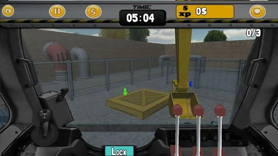 Real Excavator Simulator - náhled