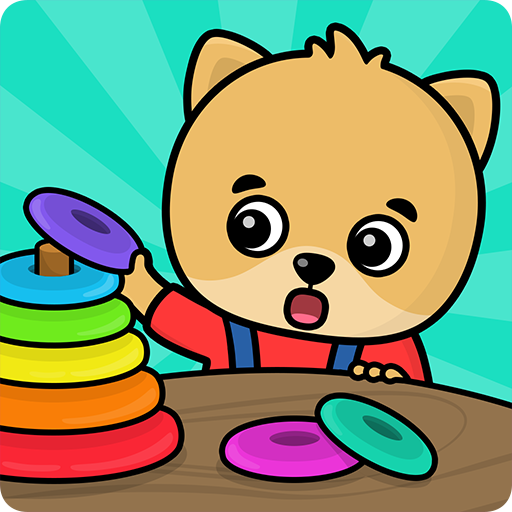 Shapes and Colors – Kids games for toddlers Icon