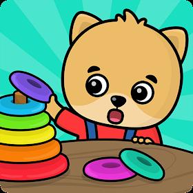 Дошкольное обучение – игры для детей от 1 до 5 лет