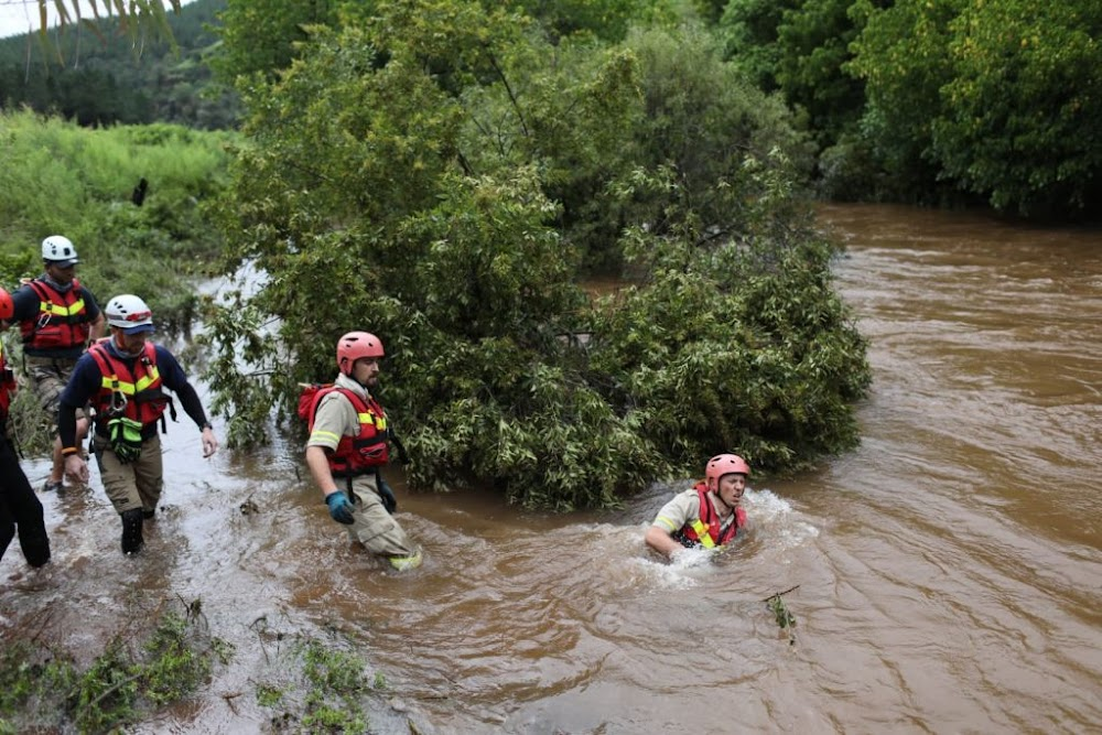 One-year-old child drowns in raging Mpumalanga river after storm Eloise - TimesLIVE