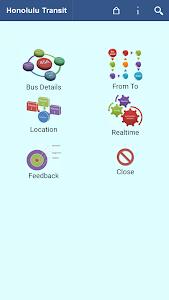 Honolulu Transit Info screenshot 0