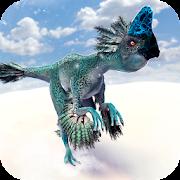 Jurassic Ice Dinosaur