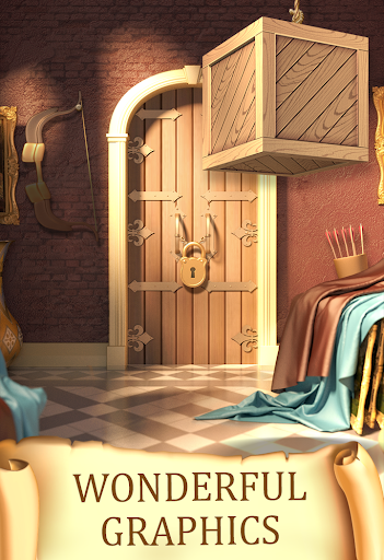Puzzle 100 Doors - Room escape screenshots 13