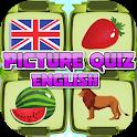 Picture Quiz English icon