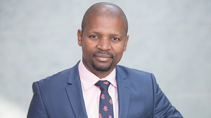 Mdu Zakwe, CEO of MICT SETA.