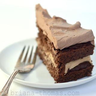 Basic Chocolate Layer Cake