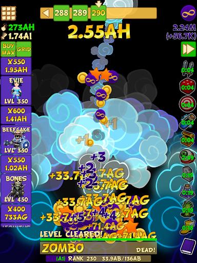 Tap Tap Infinity - Idle RPG 1.7.14 screenshots 10