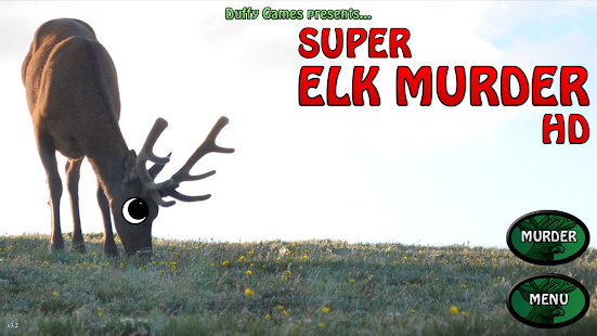 Super Elk Murder HD- screenshot thumbnail