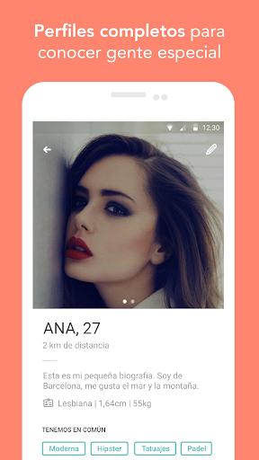 玩免費遊戲APP|下載Ginger'L ????  Lesbianas. Citas. app不用錢|硬是要APP