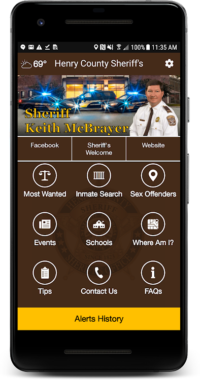 Henry County Sheriff GA – (Android Apps) — AppAgg