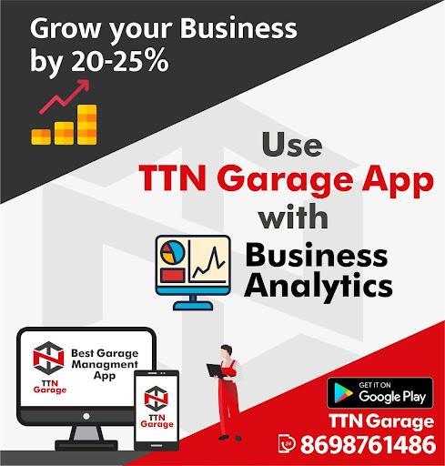 Automobile Garage or Workshop Management Software ss2