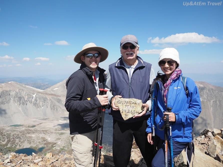 14 Essentials to Hike a 14er - Quandary Peak, Colorado