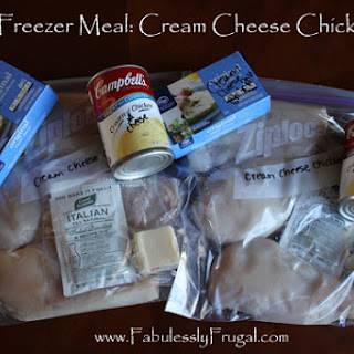 Cream Cheese Potatoes Chicken Recipes