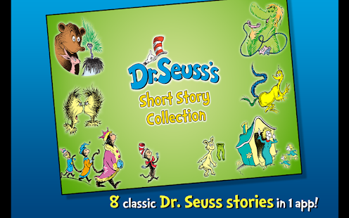 Dr. Seuss's Story Collection - náhled