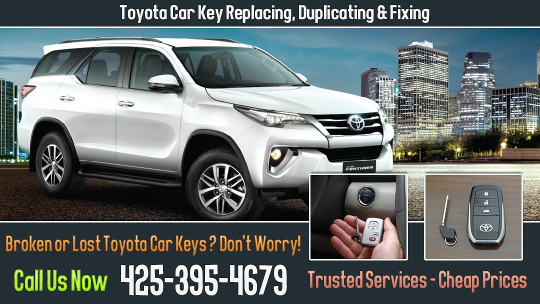 Toyota Key Replacement Des Moines Wa Locksmith In Des Moines