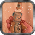 Teddy Snow Live Wallpaper icon