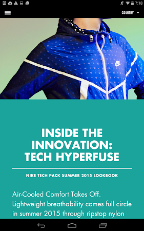 Nike Tech Pack 1.0.1 screenshot 77779