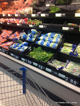 Photo: I also had to stop to add lettuce to my cart.