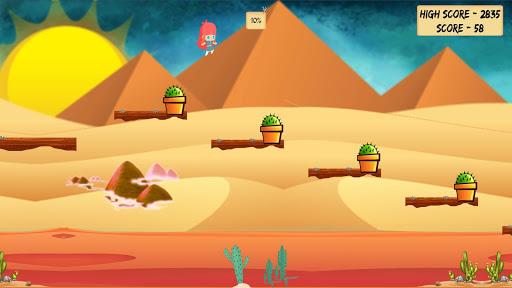 Code Triche Simply Jump mod apk screenshots 2