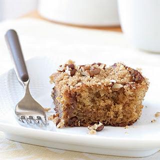 Overnight Coffee Cake