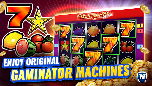 Gaminator Casino Slots - Play Slot Machines 777 3.15.0 screenshots 1