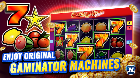 Gaminator Casino Slots – Play Slot Machines 777 Apk Download For Android 1