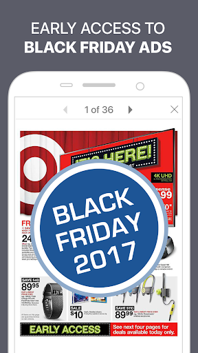 Shopular: Coupons, Weekly Ads & Black Friday 2017 Screenshot