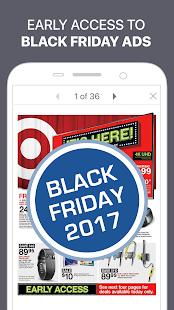 Shopular: Coupons, Weekly Ads & Black Friday 2017 - náhled