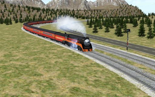 Train Sim 4.0.6 Cheat screenshots 2