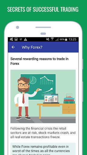 Forex Tutorials - Trading for Beginners  screenshots 3