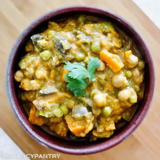 Bengali Shrimp Malai Curry